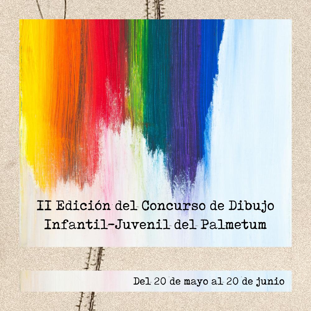II Edición del Concurso de Dibujo Infantil-Juvenil del Palmetum